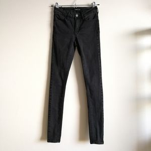 💙[3/$25] Bluenotes Black Skinny Denim Jeans